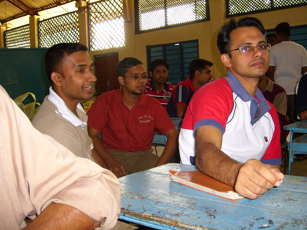 2nd Official Meeting of the Batch -2008