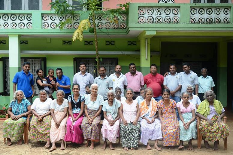 Renovation of Elders Home -2012